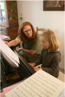 Piano lessons in Portland Building a strong musical foundation . . .and ...